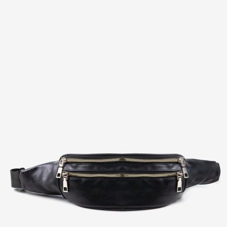 Black kidney bag - Handbags 1
