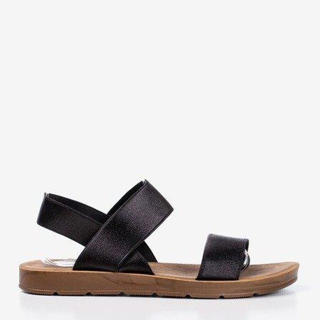 Black women's Tuloe sandals - Footwear 1