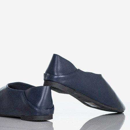 Branca navy women's shoes - Footwear 1
