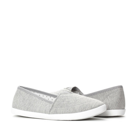 Gray Merettose fabric sneakers - Shoes 1