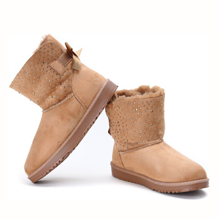 Kati brown insulated snow boots - Footwear