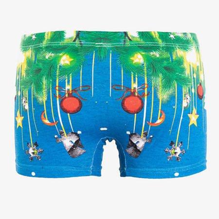 Men's Christmas Boxer Shorts - Underwear