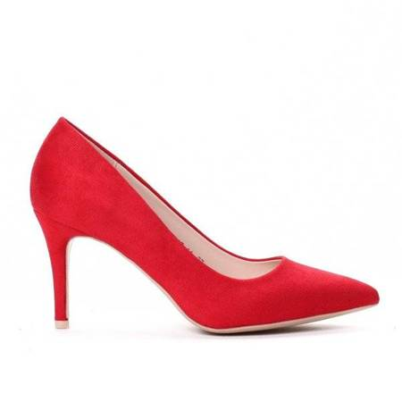 OUTLET Classic red high heels - Shoes