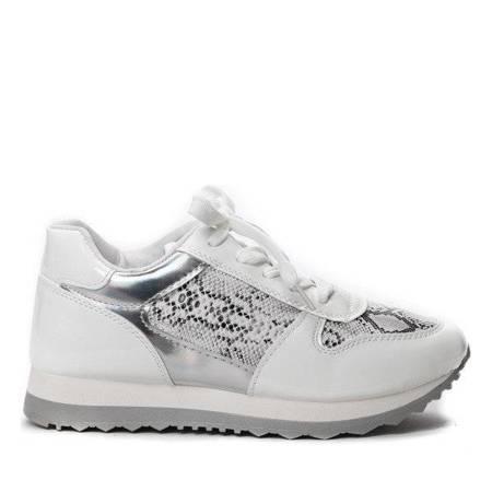 OUTLET Santiegane white sneakers - Footwear
