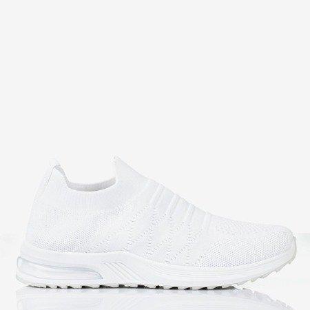 White Brighta women's sports shoes - Footwear 1