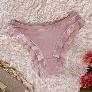 Pink women's panties panties - Underwear
